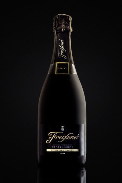 photo de produit packshoot champagne brut mousseux maetz cedric photographe alsace