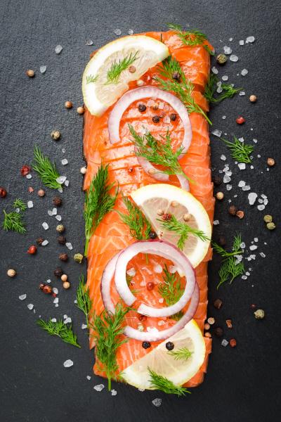 photographe culinaire alsace maetz cedric saumon fume photo produit